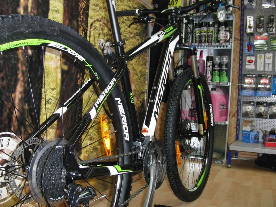 MERIDA BIG NINE 300 2015 | BikesAndRoses.gr