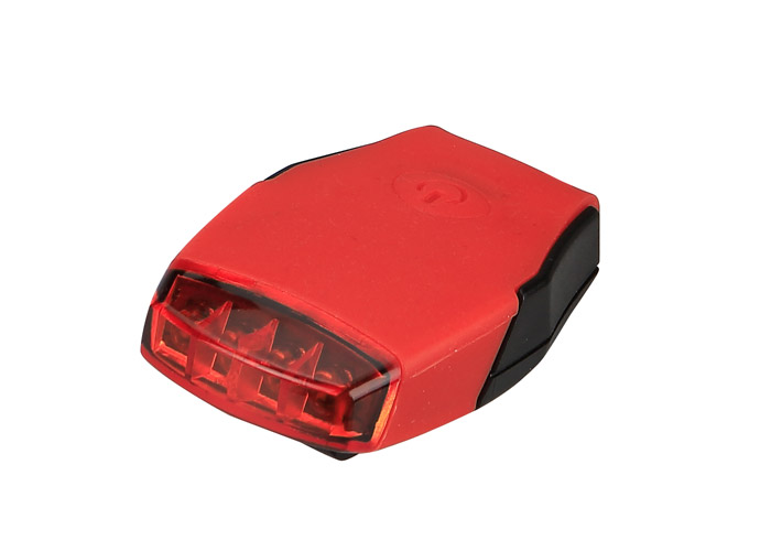 GES USB silicon rear light | BikesAndRoses.gr