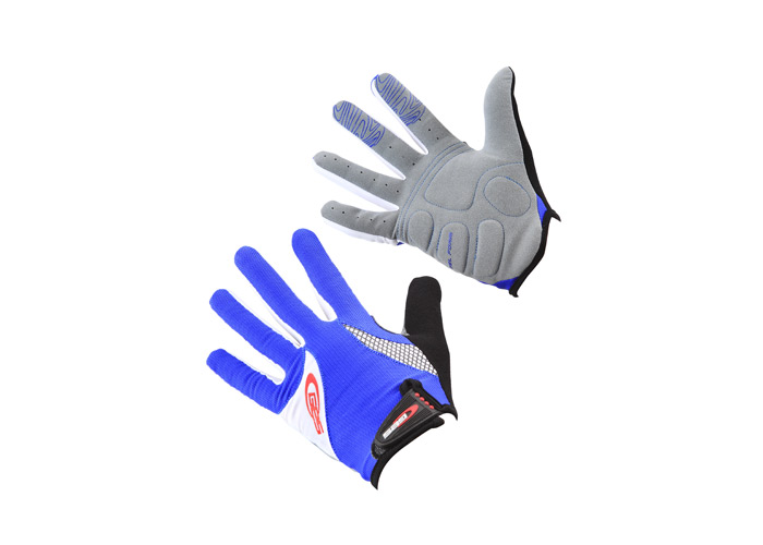 GES Long fingers summer gloves | BikesAndRoses.gr