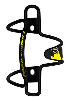 Bottle cage Tour black/white | BikesAndRoses.gr